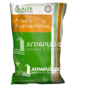 Інсектицид Альфа-Ацетаміприд -
